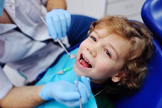 Zahnarzt Angst Kinder